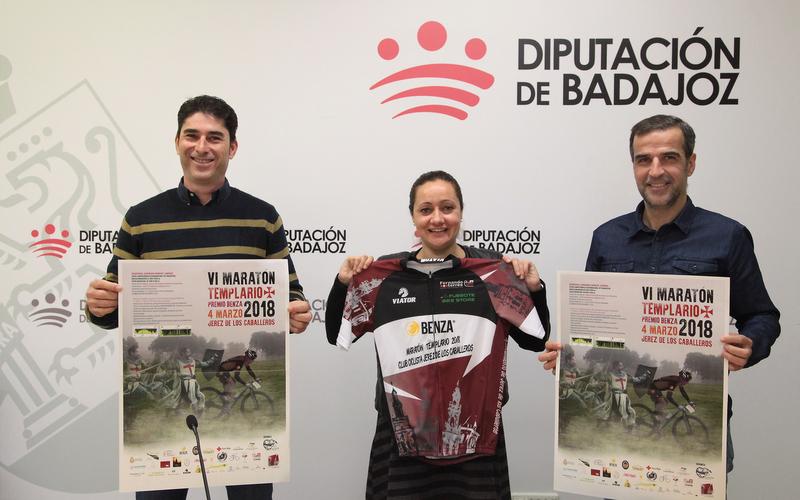 Todo preparado para el VI Maratón Templario de Jerez de los Caballeros