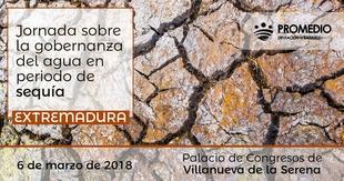 La gestión local de la sequía, a debate en una jornada organizada por PROMEDIO el 6 de marzo