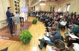 La provincia de Badajoz se convertirá en territorio inteligente