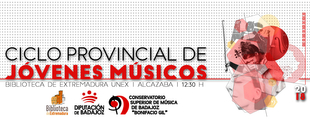 El ''Ciclo Provincial de Jóvenes Músicos'' busca apoyar y promocionar a los alumnos de los conservatorios