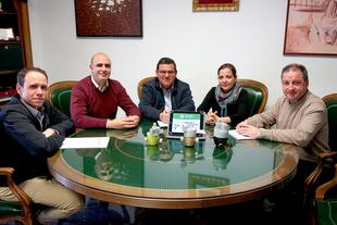 PROMEDIO introduce en Zafra los primeros contadores para la telelectura del agua