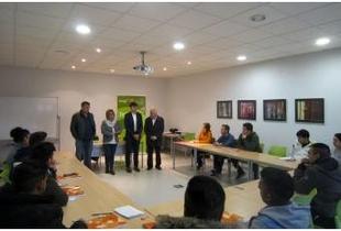 Jóvenes de la Mancomunidad Centro comienzan el primer curso de empleabilidad JUVENTAS