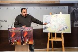 Alfosno Beltrán anuncia la construcción de tres nuevos Parques de Bomberos en Jarandilla de la Vera, Guadalupe y Trujillo