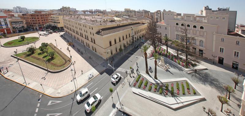 La Diputación agiliza la licitación de la obra de rehabilitación del Hospital Provincial