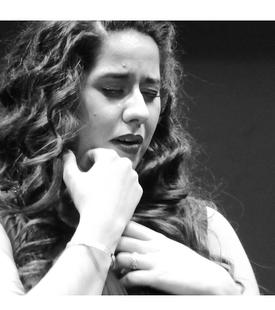 La soprano pacense María del Mar Machado interpretará un programa de canción internacional y española en el Salón Noble de la Diputación