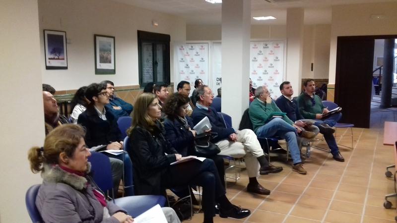 Celebrada en el CSEA La Cocosa la jornada de formación del Proyecto GENERIS