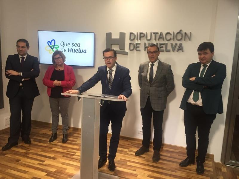 Huelva, Badajoz y Cáceres reclaman al Gobierno un tren digno ante la 'situación insostenible' de la línea Huelva-Zafra