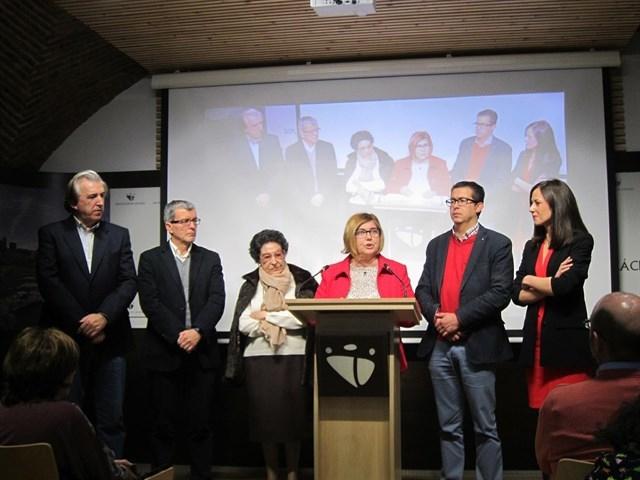Rosario Cordero valora de forma positiva las unidades móviles de bancos para evitar la exclusión financiera