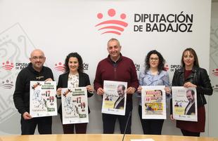 La Diputación de Badajoz participará en la XX Feria Artesanal Ganadera de La Coronada