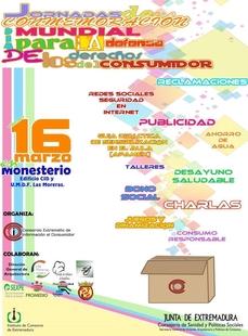 Monesterio celebra unas jornadas de sensibilización en el aula con motivo del Día de los Derechos del Consumidor