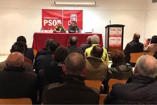 """Rafael Lemus: """"El PP no cree en el Sistema Público de Pensiones"""""""