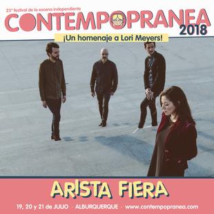 La banda Arista Fiera gana el concurso del Contempopranea