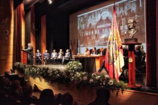 Cabeza del Buey acoge la constitución de la Fundación Diego Muñoz Torrero