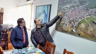 La Diputación de Badajoz hará el proyecto de un futuro geriátrico para Llerena