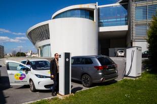 La Diputación visita el Centro de Excelencia para la Innovación de la Industria Automovilística de Oporto