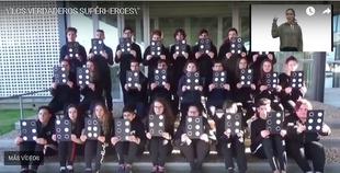 Tres colegios de  la provincia de Badajoz ganan el concurso escolar de la ONCE
