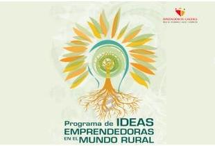 La Diputación convoca la V edición del Programa de Ideas Emprendedoras en el Mundo Rural