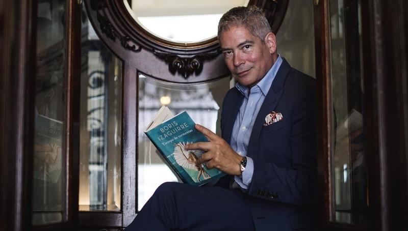 Boris Izaguirre presentará su libro 'Tiempo de tormentas' en la Feria del Libro de Mérida