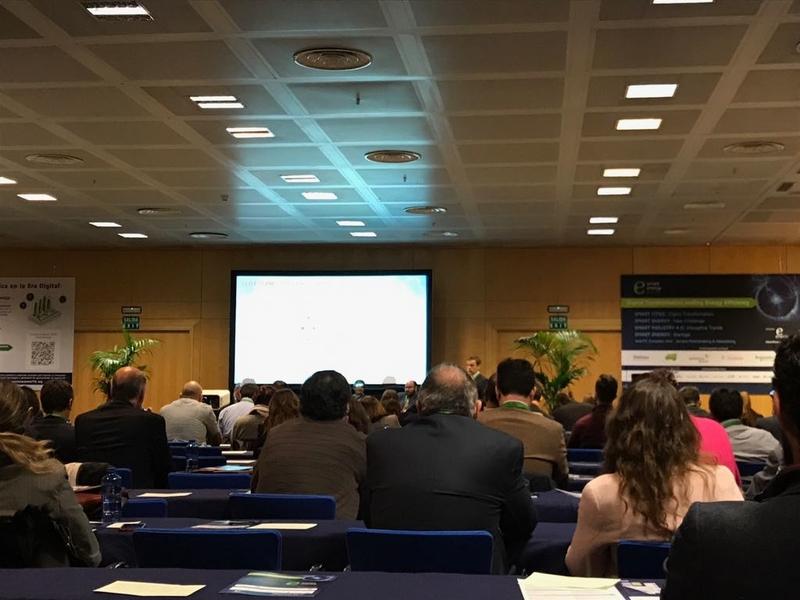 La Diputación de Badajoz participa en la VII edición del Smart Energy Congress