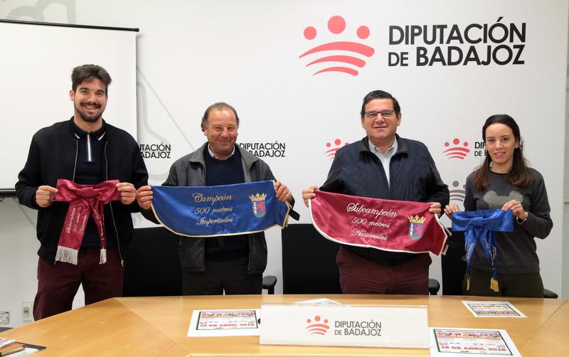 La Albuera acoge el Campeonato Regional de Badajoz de Carrera de Galgos en Recta