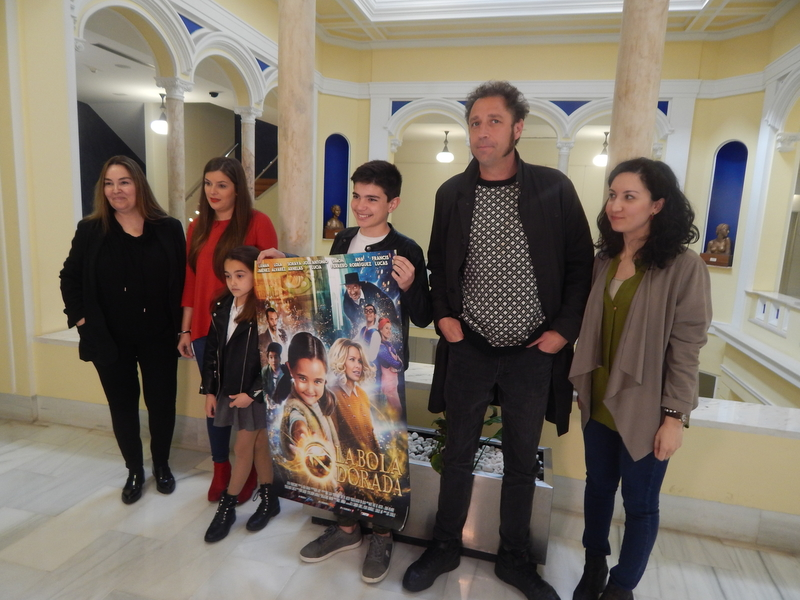 Más de 20 localidades acogerán proyecciones de la película 'La Bola Dorada' contra el acoso escolar