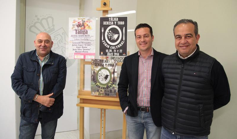 Táliga quiere que 'Dehesa y Toro' sea declarada Fiesta de Interés Turístico Regional