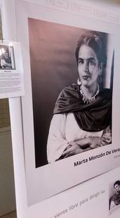 Montijo acoge una exposición de fotografías de mujeres que han sido ejemplo en la lucha por su inclusión social