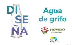 Promedio y AEOPAS buscan botella para promover el consumo del agua del grifo