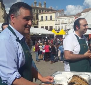 El maestro Antero Manuel Murillo impartirá talleres de quesería en la XXXI Feria del Queso de Trujillo