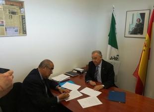 La Plataforma Empresarial de las Mérida del Mundo y el grupo mexicano Solorzano firman un acuerdo de colaboración y cooperación