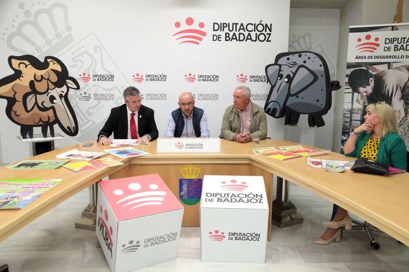 La Diputación de Badajoz participará en la 86 Edición de la Feria Agroganadera de Puebla de Alcocer