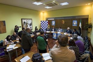 La XXXIII Feria Nacional del Queso de Trujillo se celebra este año con un aumento de expositores y 500 variedades de queso