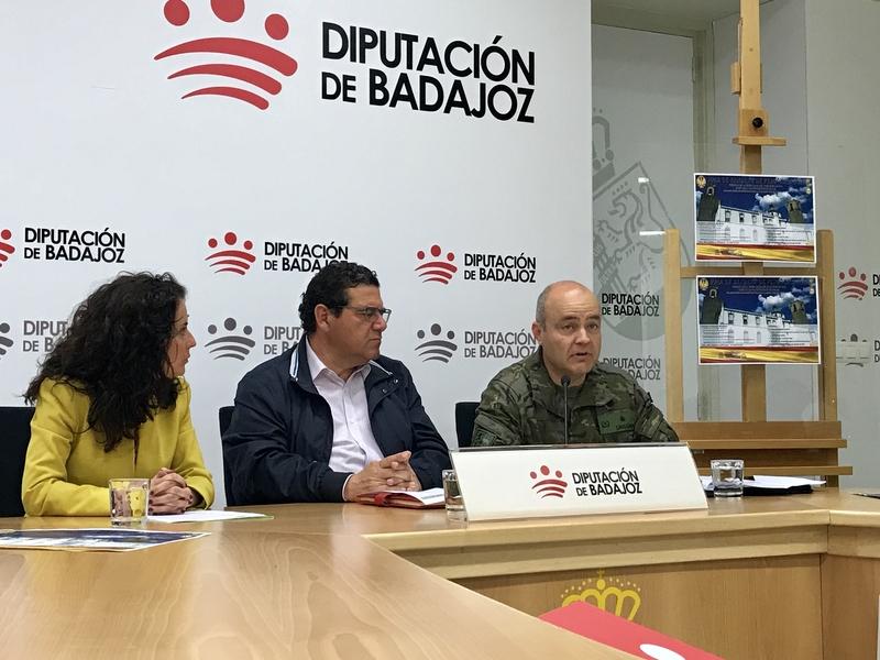170 componentes de la Brigada Extremadura XI participarán en la jura de bandera de Fregenal de la Sierra