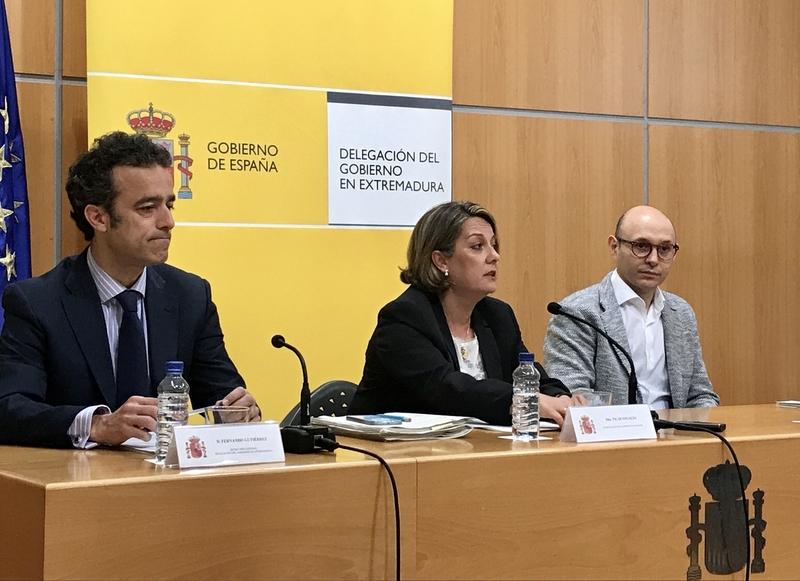 La Subdelegación del Gobierno de Badajoz celebra unas jornadas de puertas abiertas para dar a conocer la Oficina de Atención al Ciudadano