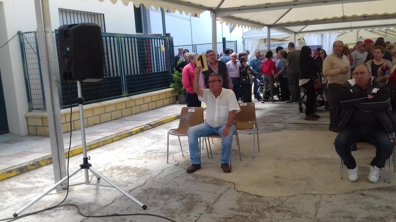 La Diputación de Badajoz participa en la subasta de ganado del III Rodeo de Primavera de Cabeza del Buey