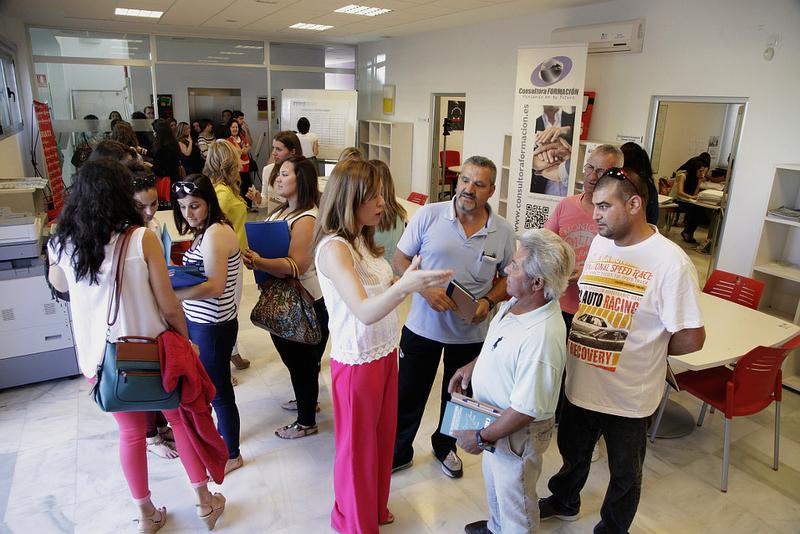 Diez emprendedores comienzan a desarrollar sus proyectos innovadores en la red de CID de la Diputación de Badajoz