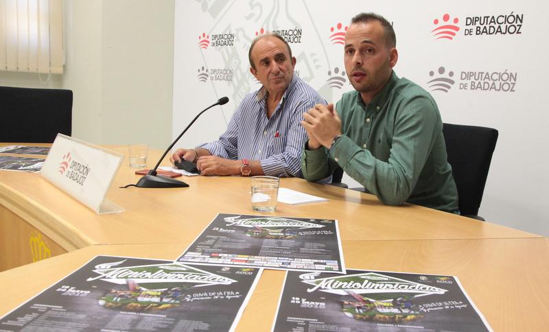 Oliva de la Frontera acoge este fin de semana la segunda edición de las Miniolimpiadas