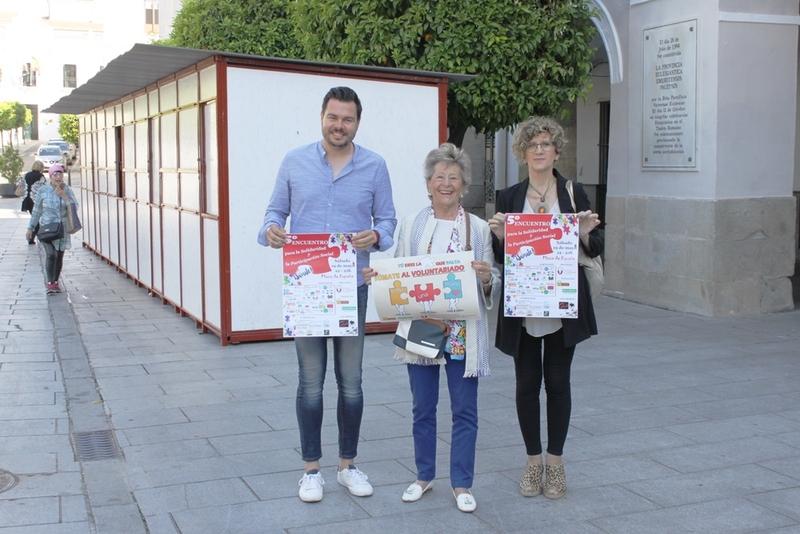 La Plaza de España de Mérida acoge este sábado el Encuentro para la Solidaridad y la Participación Social