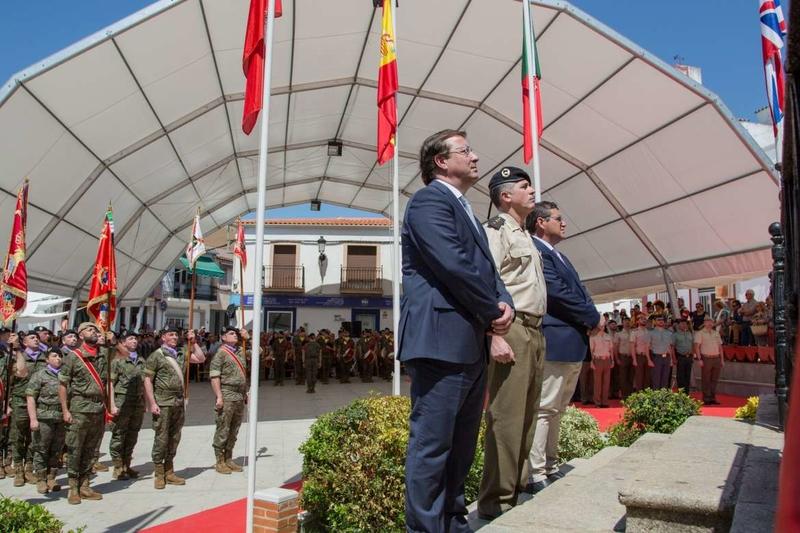 La Albuera celebra el 207º aniversario de su batalla
