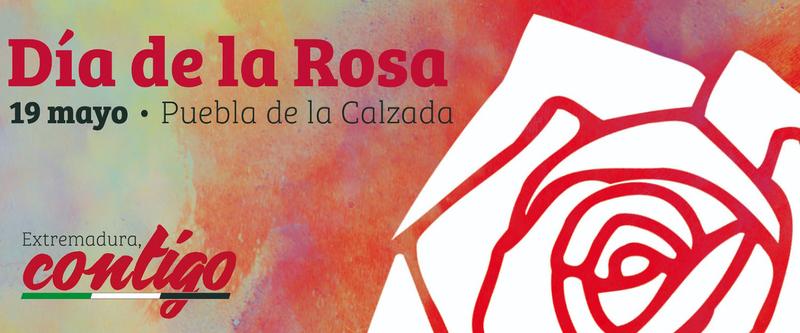 Puebla de la Calzada crea los premios Juan Carlos Rodríguez Ibarra para reconocer el trabajo y trayectoria de los socialistas