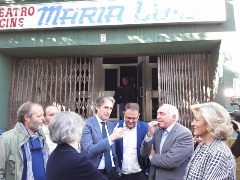 Fomento adjudica las obras de rehabilitación del Teatro María Luisa de Mérida
