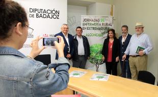 Las I Jornadas de Enfermería Rural en Extremadura se celebrarán en Alconchel los días 1 y 2 de junio