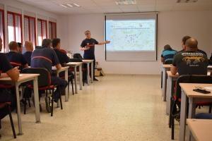 El CPEI desarrolla diversas jornadas formativas sobre el sistema SOS-Emergencia