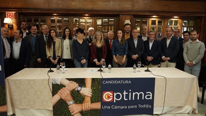 Una organización de autónomos y empresarios, candidata a presidir la Cámara de Comercio de Badajoz