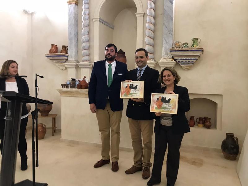 La subdelegada del Gobierno en Badajoz pone en valor del oficio de la alfarería para combatir contra la despoblación rural