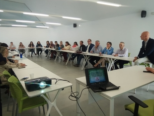 La Diputación impulsa la economía verde circular capacitando a agentes relacionados con el empleo y el desarrollo local en la provincia