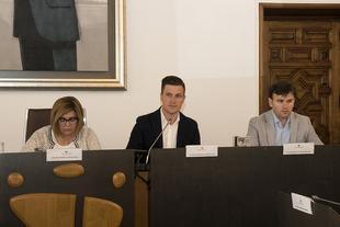 La Diputación celebra pleno marcado por medidas para la inclusión y para fijar la población en el mundo rural