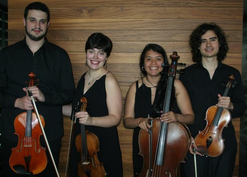 El cuarteto Alianza y el cuarteto Barshai cierran el XXXV Festival Ibérico de Música con un concierto en Alconchel