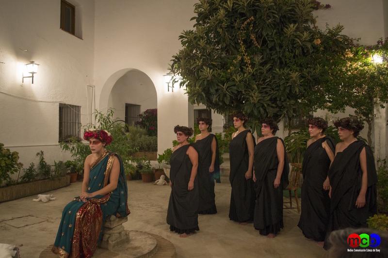 El Festival de Mérida extiende la cultura grecolatina a 20 pueblos extremeños este verano con talleres de teatro