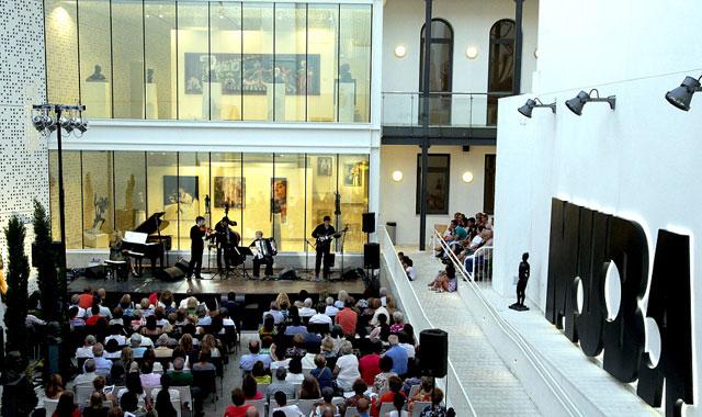 La XVI edición de los ciclos de conciertos de verano del MUBA comienza el 21 de junio